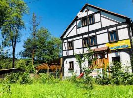 Pension Pod Kaštany Srbská Kamenice, Hotel in Srbská Kamenice