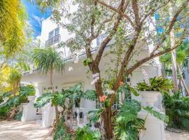 The Fountain Condo Hotel, apartamento em Miami Beach