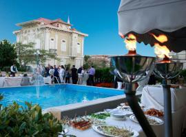 Hotel Vittoria, hotel a Pesaro