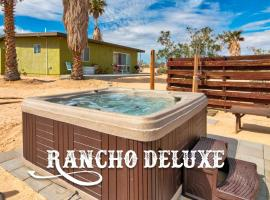 Rancho Deluxe, hotel in Twentynine Palms