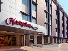 Hampton by Hilton Vadodara-Alkapuri, отель в городе Вадодара