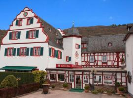 Hotel Rheingraf, hotel near Balduin Bridge, Kamp-Bornhofen