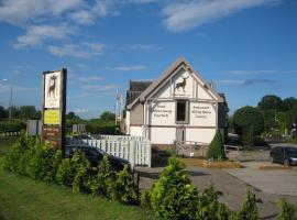 Breckland Lodge, hotel near Snetterton Race Circuit, Attleborough