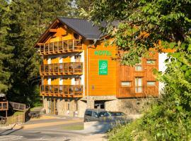 Hotel Trzy Sosny – hotel w Szklarskiej Porębie