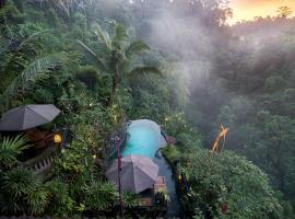 Bidadari Private Villas & Retreat, hotel in Ubud