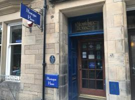 Montague Guest House, hotel near St Andrews - Eden Course, St. Andrews