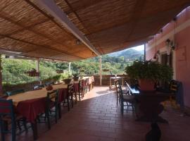 Agriturismo Locanda del Papa, farm stay in La Spezia
