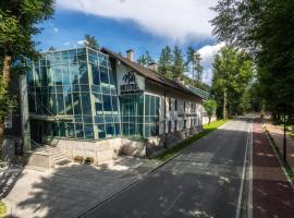 Hotel Murowanica, ski resort in Zakopane