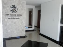 Catu Palace Hotel, отель в городе Рондонополис