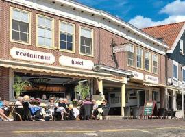Hotel Cafe Restaurant Van Den Hogen, hotel en Volendam