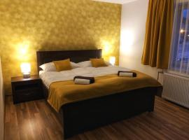 Villa Rustica, hotel v blízkosti zaujímavosti Thermal Park Bešeňová (Bešeňová)