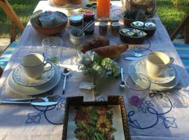 La CRI Bed & Breakfast, B&B in Giustino