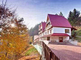 Pensjonat Jaga – hotel w Muszynie