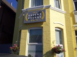 The Ravensbourne Hotel, hotel en Bournemouth