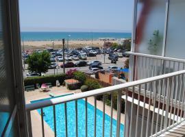 Apartamento Maraka Playa Castelldefels, hotel near ICFO - The Institute of Photonic Sciences, Castelldefels