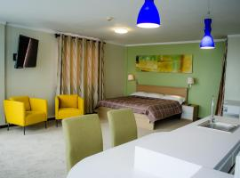 Gess Hotel, hotell i Paramaribo
