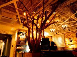 Hostel East Blue Kasai Tokyo, hostel in Tokyo