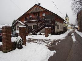 Apartments with a parking space Lokve, Gorski kotar - 14469, room in Lokve