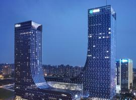 Hilton Suzhou、蘇州市のホテル