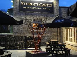 Sturdys Castle, hotel in Kidlington