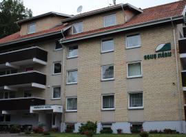 Egliu Slenis, hotel in Juodkrantė