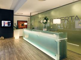 羅伯塔酒店,梅斯特的飯店