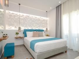 3 Wishes, hotel near Moni Chrysostomou, Naxos Chora