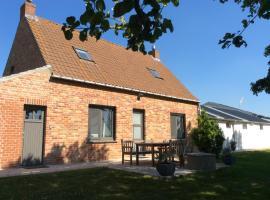 Valkenhof, hotel in Veurne
