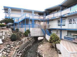 Blue Stream Motel, hotel in Vernon