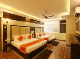 plazzo, three-star hotel in New Delhi