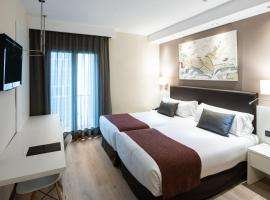 Catalonia Castellnou, hotel in Barcelona