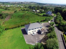 Kilmagner, hotel near The Cathedral of St. Eunan and St Columba, Letterkenny