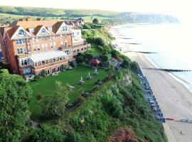 Grand Hotel Swanage, hotel in Swanage