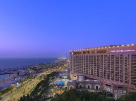 Jeddah Hilton, hotel with pools in Jeddah