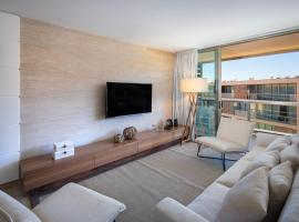 the Quest - Luxury Beach Apartment, hotel perto de Praia dos Salgados, Albufeira