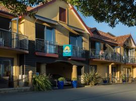 Harbourside Lodge, motel in Nelson