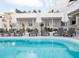 Ambience Suites, hotel en Firostefani