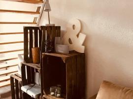 Unieke stadswoning voor 2 personen met Finse sauna, hotel in Apeldoorn
