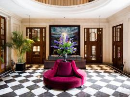 Cheval The Edinburgh Grand, pet-friendly hotel in Edinburgh