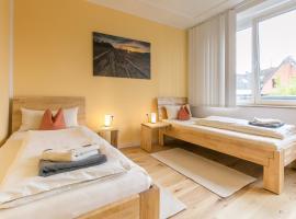Hotel Johnsburg, hotel in Uelzen