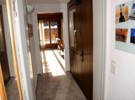 Gampergalt, 4.5 Zimmerwohnung, hotel in Flumserberg