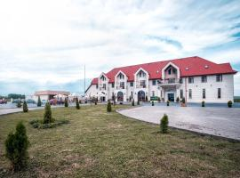 The Frontier Hotel, hotel in Siret