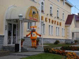 Koshkin Dom, hotel in Myshkin