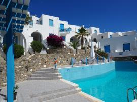 Arkas Inn, hotel in Logaras