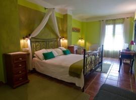 Hotel Sierra Quilama, hotel in San Miguel de Valero
