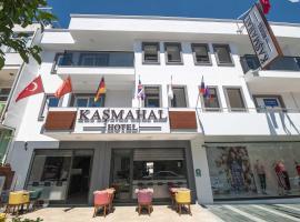 Kaşmahal Hotel, отель в Каше