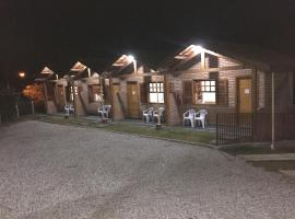 Chales Sao Felix, hotel perto de Pedra do Baú, Paiol Grande