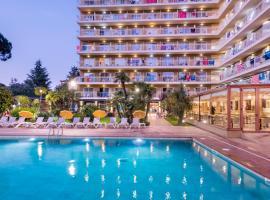 Hotel President, hotel in Calella