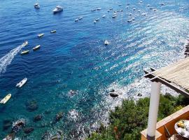 La Terrazza sul Mare, B&B in Capri