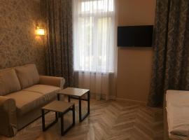 Мамин Дом, guest house in Zelenogradsk
